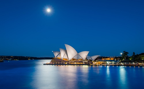 Sydney from £722.00